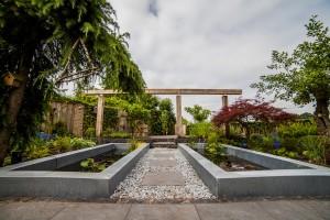Design tuin van Effing